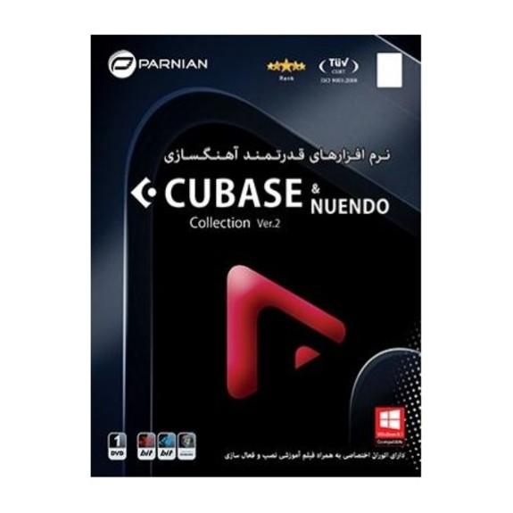 نرم افزار های آهنگسازی Cubase & Nuendo Collection Ver.2