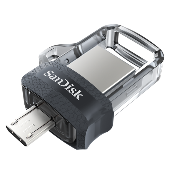 فلش مموری سن دیسک Ultra Dual Drive m3.0 ظرفیت 16 گیگابایت