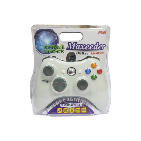 دسته بازی با سیم مکسیدر MX-GP9101 WN06