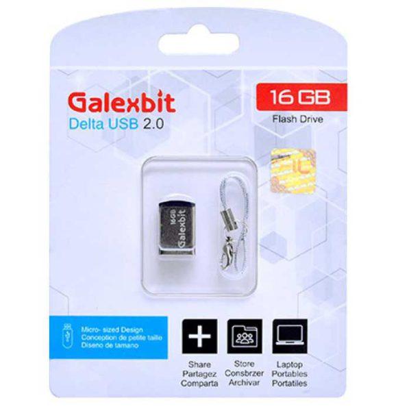 فلش مموری گلکس بیت Delta USB 2.0 ظرفیت 16 گیگابایت