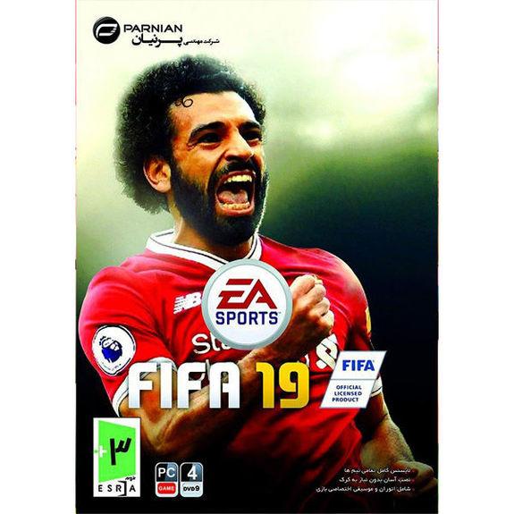 بازی FIFA 19 مخصوص PC
