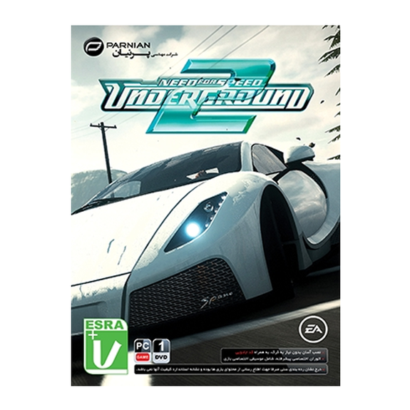 بازی Need For Speed Underground 2 نشر پرنیان