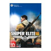 بازی Sniper Elire III مخصوص PC نشر پرنیان