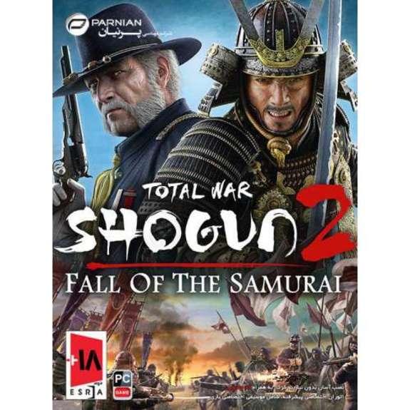 بازی Total War Shogun 2 Fall of The Samurai نشر پرنیان