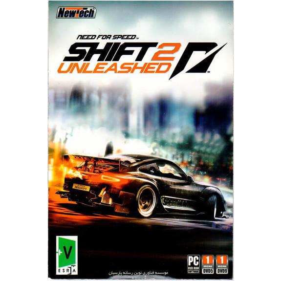 بازی Need For Speed Shift 2 Unleashed