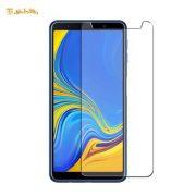 محافظ صفحه نمایش شیشه ای سامسونگ A7 2018