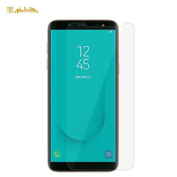 محافظ صفحه نمایش شیشه ای سامسونگ J4 Plus