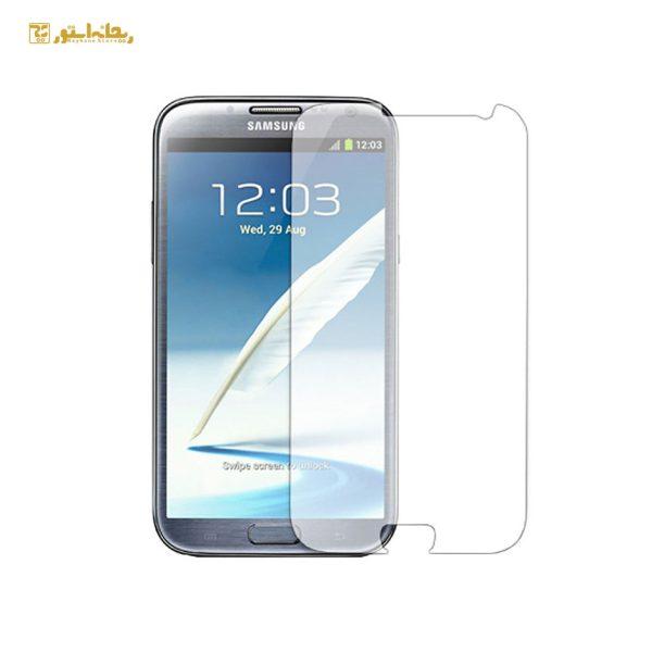 محافظ صفحه نمایش شیشه ای سامسونگ 2 Note