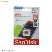کارت حافظه microSDHC UHS-I سن دیسک ظرفیت 16 گیگابایت