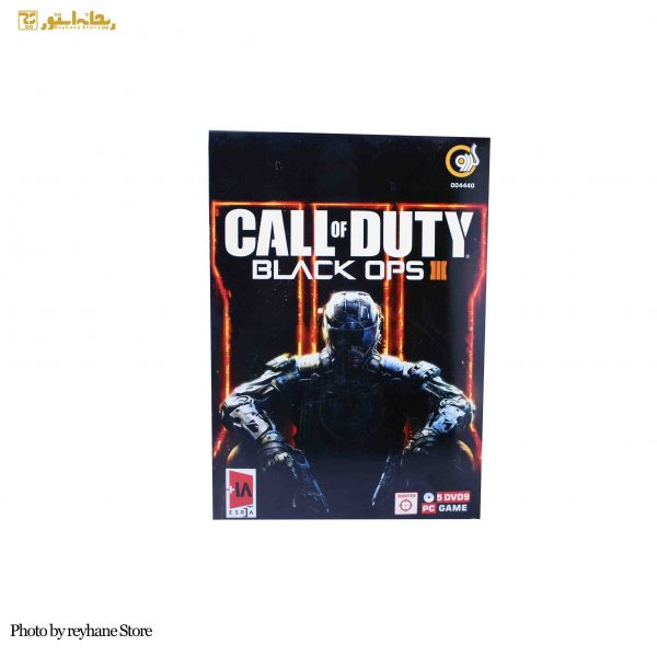 بازی Call Of Duty Black Ops III نشر گردو