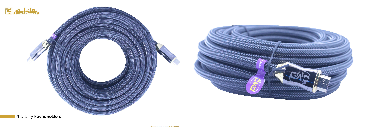 کابل HDMI او ام دی K-954 طول 15 متر
