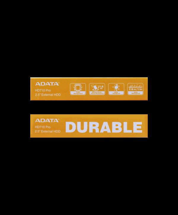 هارد دیسک اکسترنال ای دیتا HD710 Pro ظرفیت 2 ترابایت