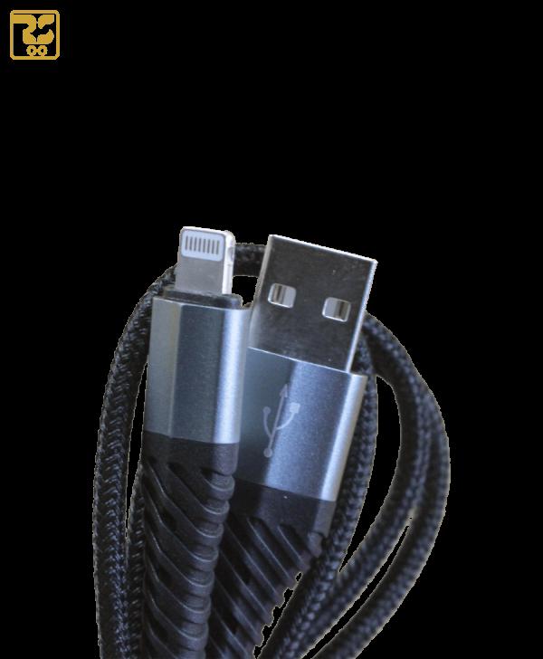 کابل تبدیل USB به Lightning هوکو X38