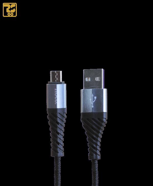 کابل تبدیل USB به Micro-B هوکو X38