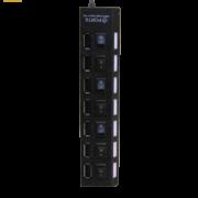 هاب 7 پورت USB مدل HI-SPEED