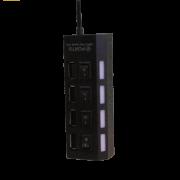 هاب 4 پورت USB مدل HI-SPEED
